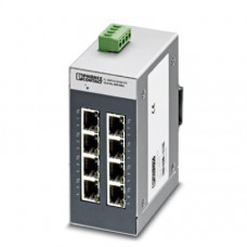 Industrial Ethernet Switch - FL SWITCH SFNB 8TX