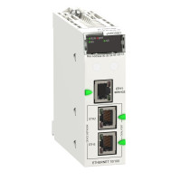 Ethernet module M580 - 3-port Ethernet communication