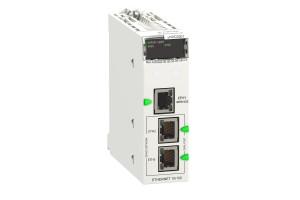 Ethernet module M580 - 3-port Ethernet communication