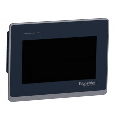 "7""W touch panel display, 2COM, 2Ethernet, USB host&device, 24VDC"