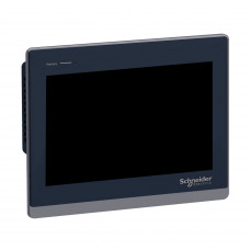 "10""W touch panel display, 2COM, 2Ethernet, USB host&device, 24VDC"