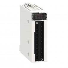 Analog output module X80 - 8 outputs