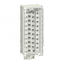 20-pin removable caged terminal blocks -1 x 0.34..1 mm2