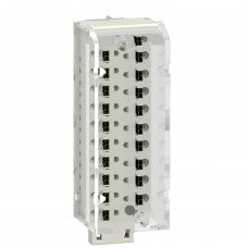 20-pin removable spring terminal blocks - 1 x 0.34..1 mm2